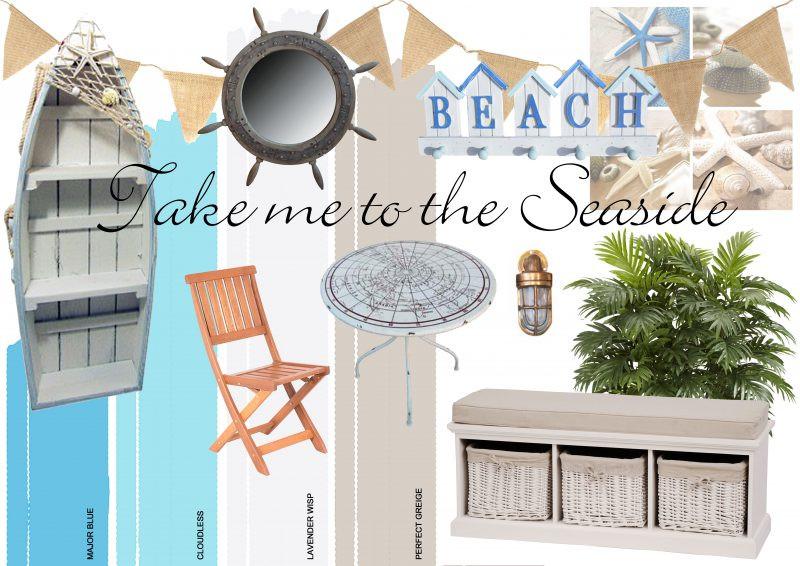 Beach Hut Theme