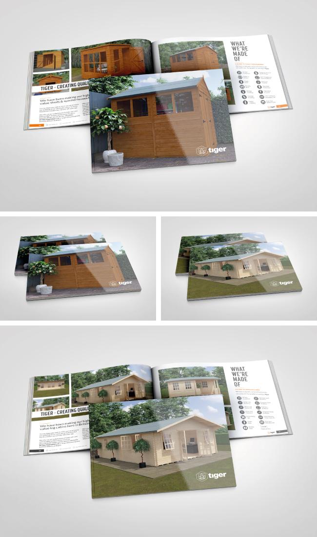 Tiger Sheds Brochure