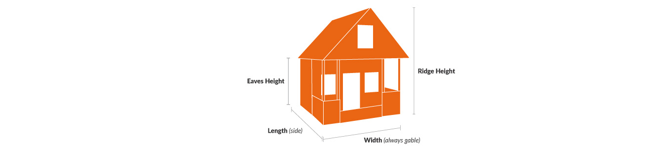 Playhouse Dimensions