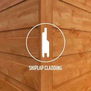 Shiplap Cladding