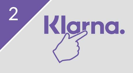 Choose Klarna