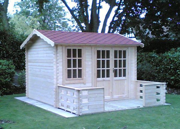 The Persian Log Cabin