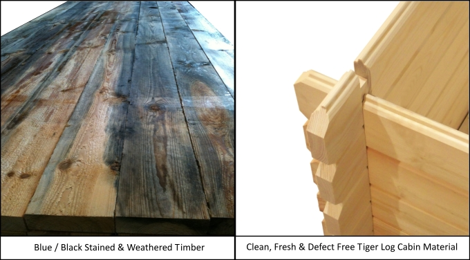 Timber Compare