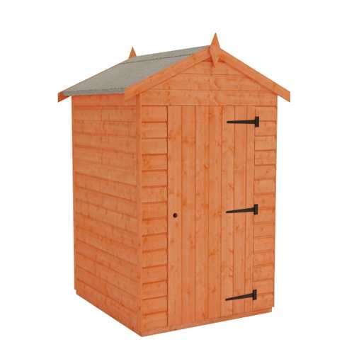 TigerFlex Shiplap Apex Shed