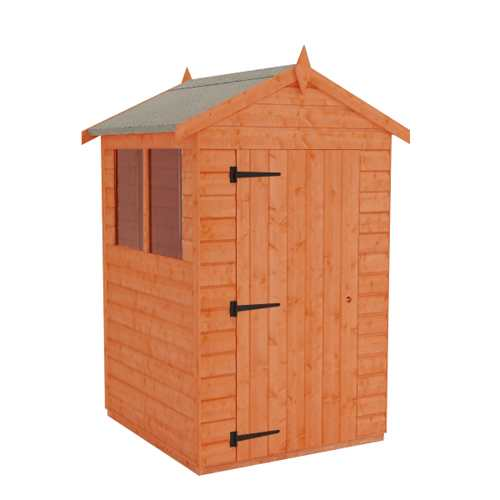 Tiger™ Flex Apex Shed