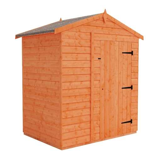 TigerFlex® Shiplap Apex Windowless Shed