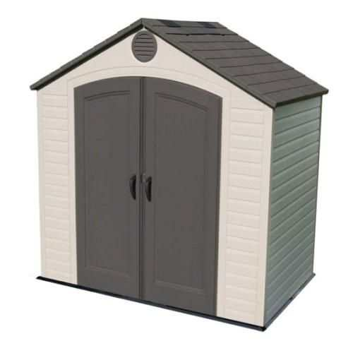 Lifetime 8 Plastic Shed