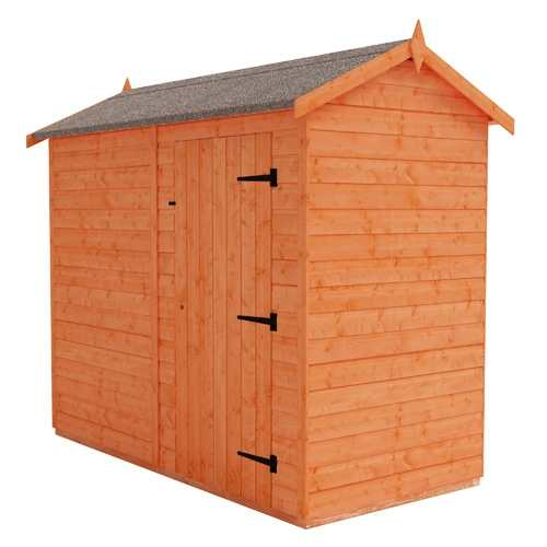 Tiger™ Flex Apex Windowless Shed