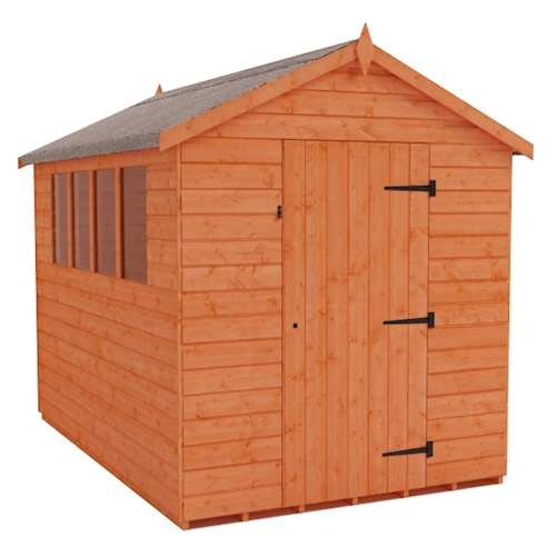 Tiger Shiplap Apex Plus Shed
