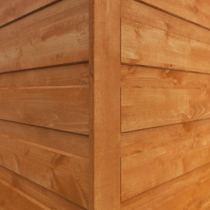 TigerFlex® Shiplap Pent Sunroom