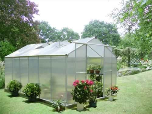 Elite 10ft Wide Supreme Greenhouse