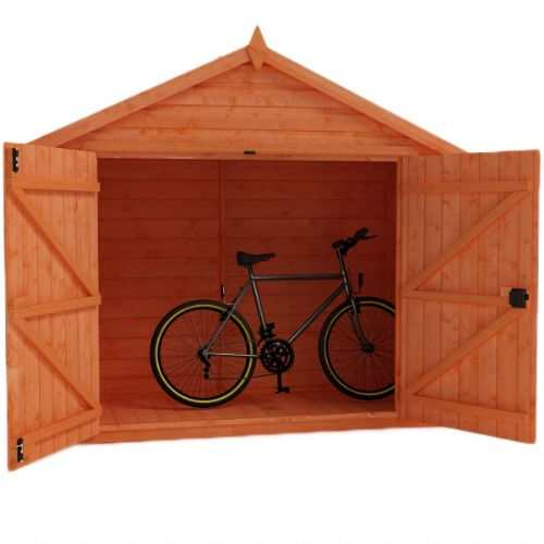 Tiger Bike Shed