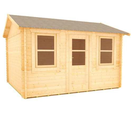 The Sabre   28mm Log Cabin