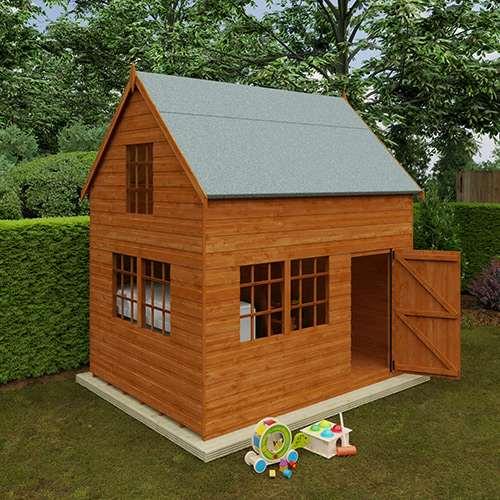 Tigercub Crazy Cottage | Playhouse