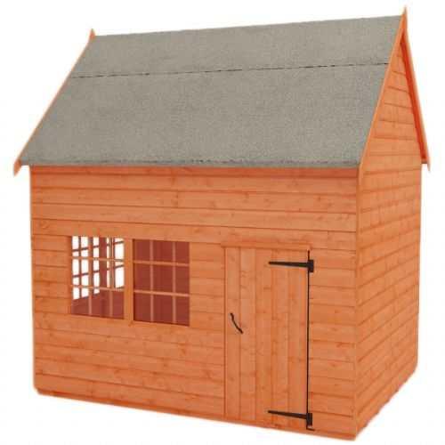 Tigercub Crazy Cottage   Playhouse