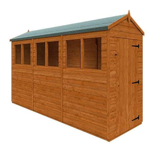 TigerFlex® Shiplap Apex Shed