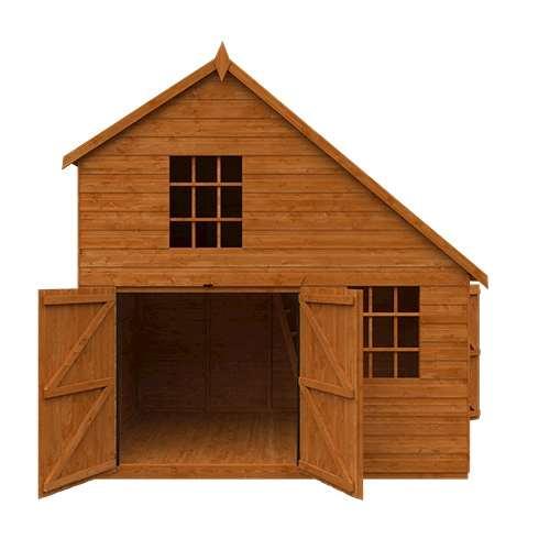 Tigercub Groovy Garage   Playhouse