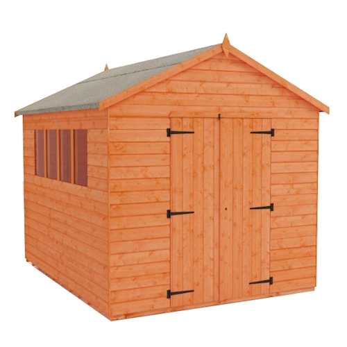 Tiger Heavyweight Workshop Shed