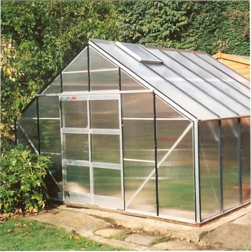 Elite 12ft Wide Classique Greenhouse