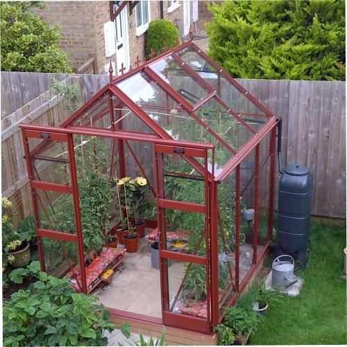 Elite 5ft Wide Streamline Greenhouse