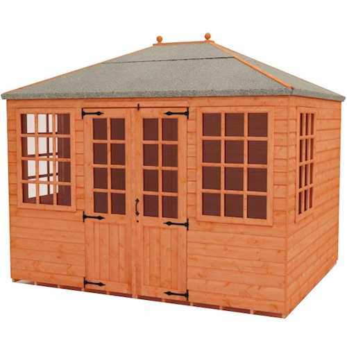 Tiger Mayflower Summerhouse