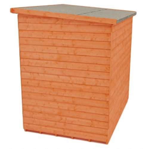 Tiger Shiplap Pent Express Shed