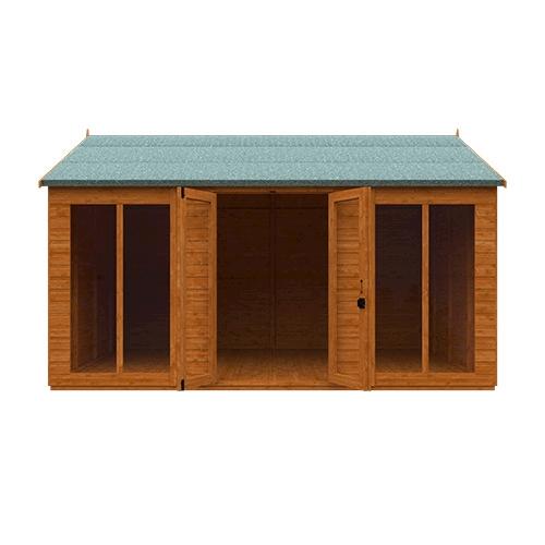 Tiger Retreat Contemporary Summerhouse