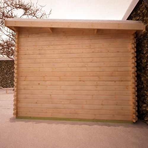 The Rho   44mm Log Cabin