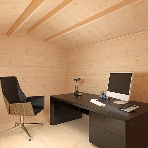 The Sabre | 28mm Log Cabin