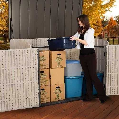 Lifetime 6x3.5 Heavy Duty Storage Box