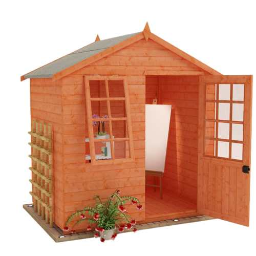 Tiger Summer Breeze Summerhouse