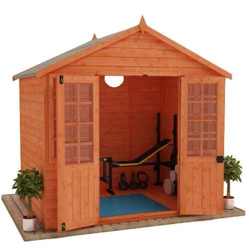 Tiger Summerhouse
