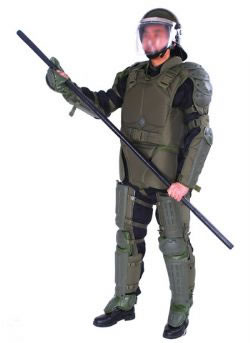 Riot Protection Outfit