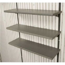 "Lifetime 30""x10"" Shelves set of 3"