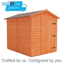 Tiger Flex Apex™ Windowless Shed