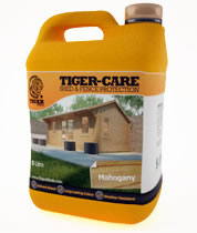 Tiger Sheds - Clear 5L Container