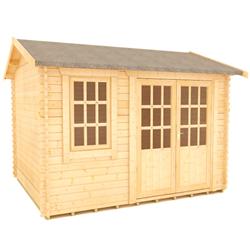 The Persian | 28mm Log Cabin
