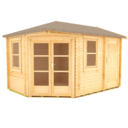 The Vibrissa | 28mm Log Cabin