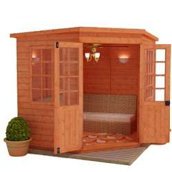 Tiger Corner Summerhouse