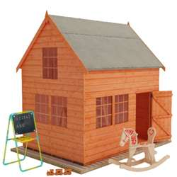 Tigercub Crazy Cottage | Playhouse