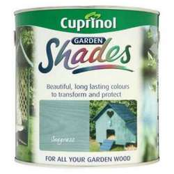 Garden Shades - Seagrass