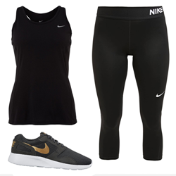 Female Running Kit