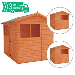 Tiger Flex Apex™ Shed