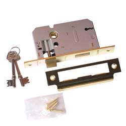 Upgrade to 5 Lever Lock