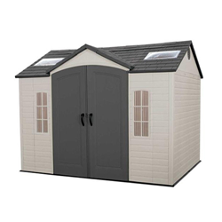 Lifetime 10 Plastic Shed