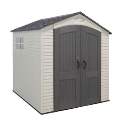 Lifetime 7x7 Plastic Shed