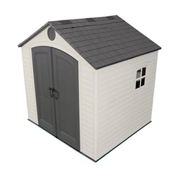 Lifetime 5x8 Plastic Shed