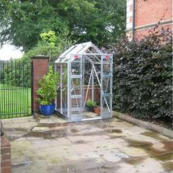 Elite 4ft Wide Compact Greenhouse