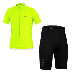Male Cycling Kit