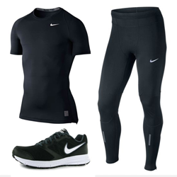 Male Running Kit